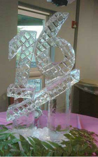 Part Ice Sculpture