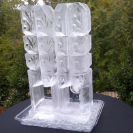 Double Ice Luge